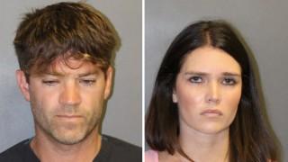 Kriminalität Kriminelles Paar