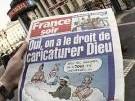Zeitung des Anstoßes, AFP