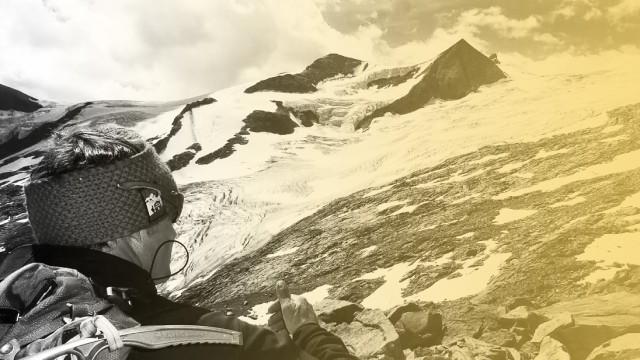 Berge und Wandern Interview am Morgen
