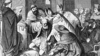 Galileo Galilei vor dem Inquisitionsgericht, 1633