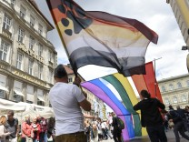 Christopher Street Day in München, 2017