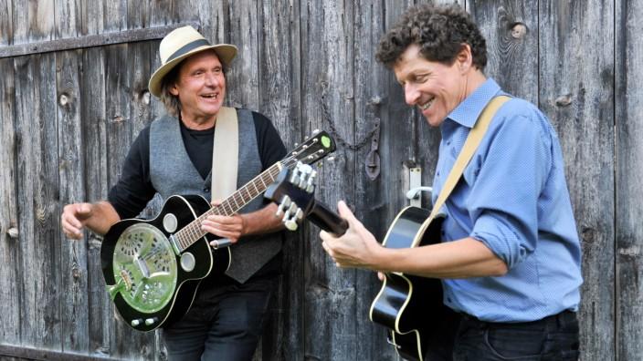 Andechs: Senior Blues: Guido Rochus Schmidt und Tom Höhne