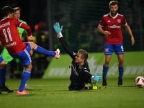 SpVgg Unterhaching v TSV 1860 Muenchen - 3. Liga