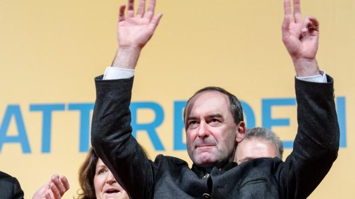Landtagswahl in Bayern Freie Wähler Hubert Aiwanger