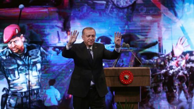 Politik Türkei Staatsbesuch