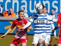 MSV Duisburg - Jahn Regensburg