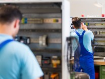 Siemens-Förderklasse für Geflüchtete