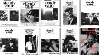 """Filmzeitschrift """"steadycam"""""""