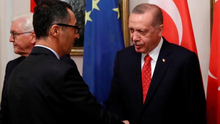 Özdemir, Erdogan