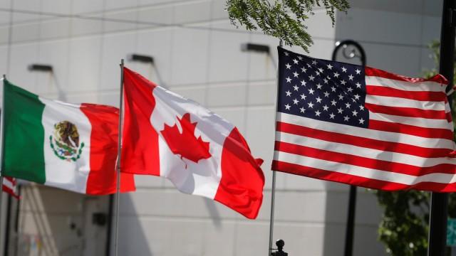 Kanada USA Mexiko Nafta USMCA