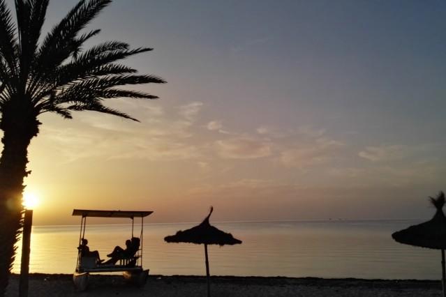 Tunesien Pulpo