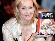 Joanne K. Rowling AFP
