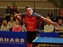 Bence Majoros - Table Tennis Bad Königshofen
