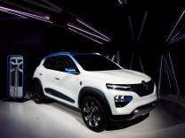 Renault K-ZE beim Autosalon Paris 2018