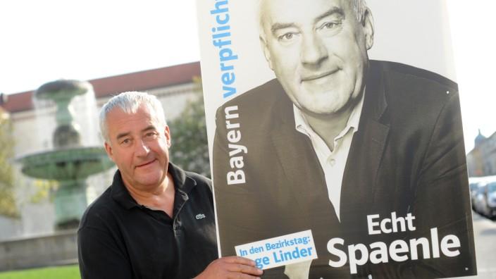 Spaenle Landtagswahl Bayern CSU