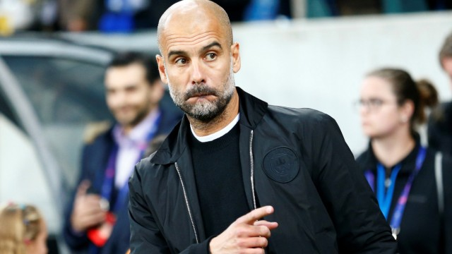 Champions League - Group Stage - Group F - TSG 1899 Hoffenheim v Manchester City