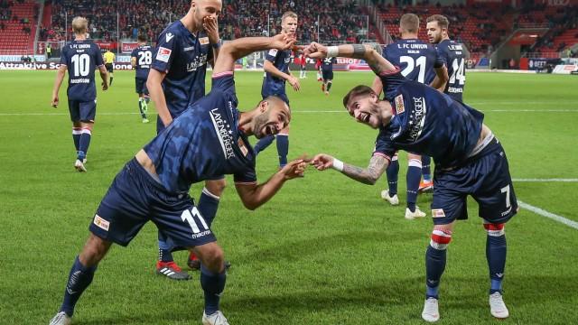 FC Ingolstadt 04 v 1. FC Union Berlin - Second Bundesliga