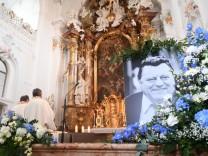 Gedenkfeier 30. Todestag von Franz Josef Strauß
