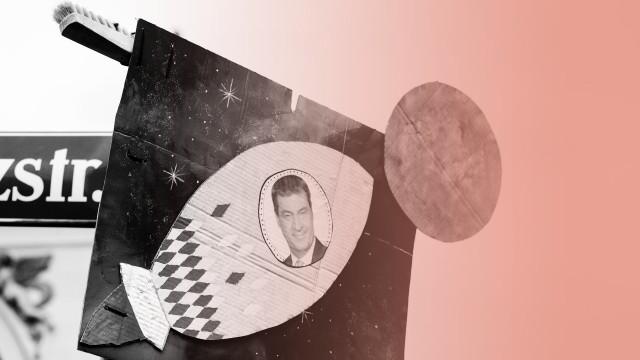 Protest gegen Markus Söder uns seine Raumfahrt-Pläne