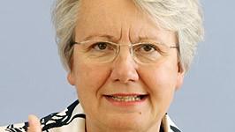 Bundesforschungsministerin Annette Schavan (CDU) dpa