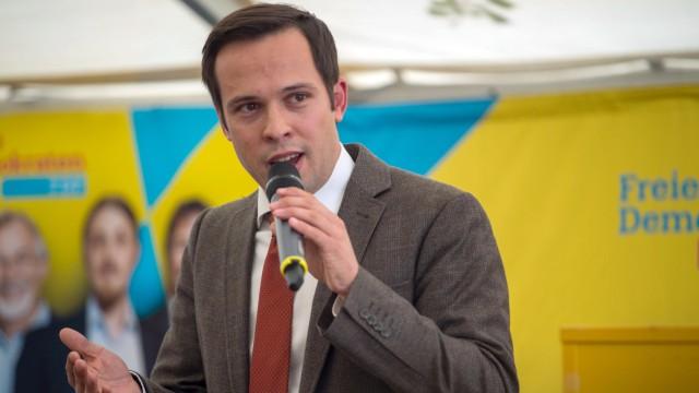Politischer Frühschoppen auf Volksfest Gillamoos - FDP