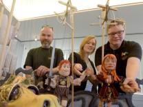 Augsburger Puppenkiste führt 'Der Ring der Nibelungen' auf