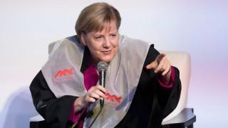 Politik Israel Merkel in Israel