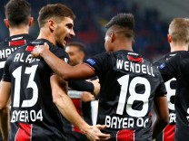 Europa League - Group Stage - Group A - Bayer Leverkusen v AEK Larnaca FC