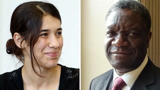 Nadia Murad und Denis Mukwege erhalten den Friedensnobelpreis 2018