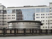 Hauptsitz des russischen Geheimdiensts GRU