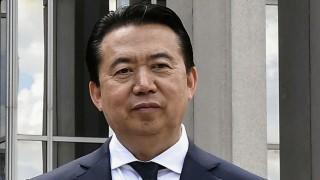 Interpol-Präsident Meng Hongwei