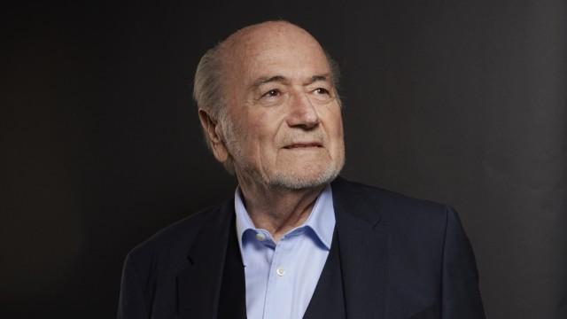 Fifa Sepp Blatter im Interview