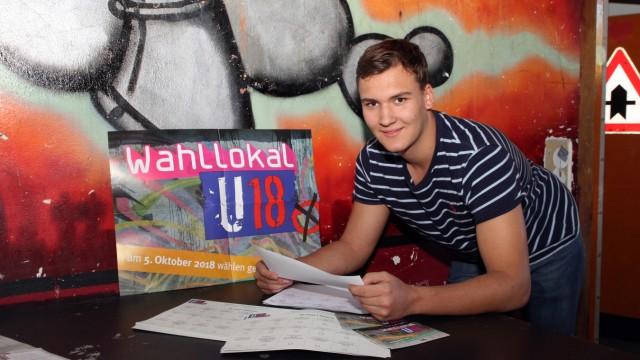 Jugendwahl U18 2018 in Bayern; Jugendwahl U18 in Wörthsee