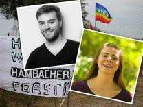 jetzt Hambacher Forst Protokolle