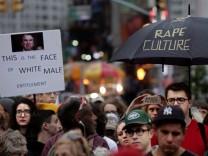Protesters Demonstrate Against Supreme Court Nominee Brett Kavanaugh
