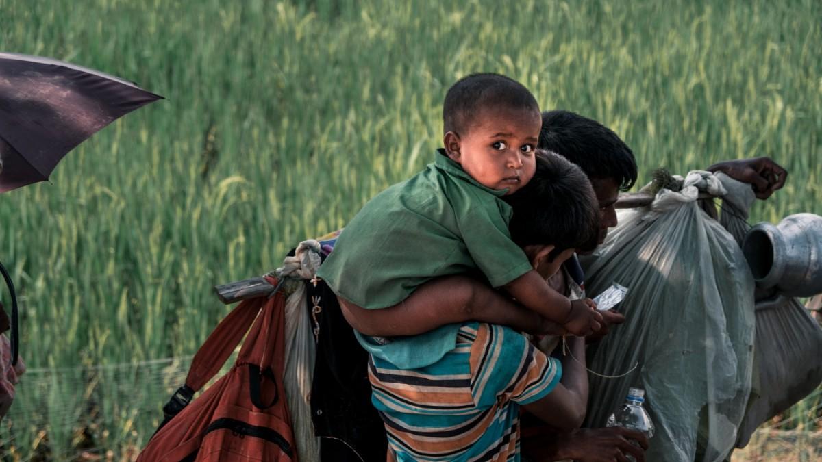 Das unfassbare Leid der Rohingya