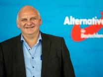 Franz Bergmüller ist Spitzenkandidat für die AfD Oberbayern