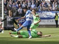 07 10 2018 Hänsch Arena Meppen GER 3 Liga 11 Spieltag SV Meppen vs 1860 München Das 1 0 vo