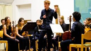 Zorneding Junger Dirigent aus Vaterstetten