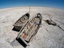 Der Klimawandel verändert an vielen Orten das Erscheinungsbild der Erde