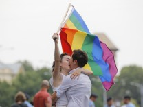 Gay-Pride-Parade in Bukarest