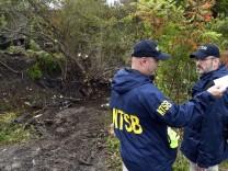 Schwerer Limousinen-Unfall im US-Bundesstaat New York
