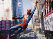 Spider-Man für die Playstation 4