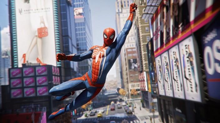 Spider-Man für die Playstation 4
