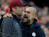 Premier League - Liverpool v Manchester City