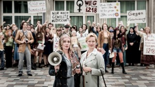 Aufbruch in die Freiheit; ZDF Film Aufbruch in die Freiheit Abtreibung Stern