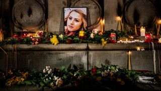 Politik Bulgarien Journalistin Viktoria Marinowa