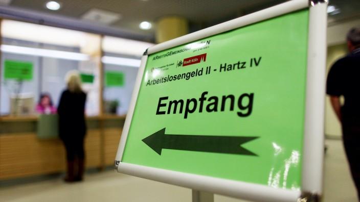 Zahl der Sanktionen gegen Hartz-IV-Empfänger gesunken