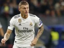 ZSKA Moskau - Real Madrid