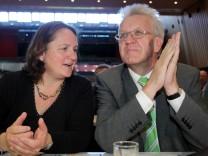 Parteitag von Bündnis 90/Die Grünen in Bayern